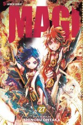 Viz Media's Magi: The Labyrinth of Magic Soft Cover # 27