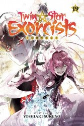 Viz Media's Twin Star Exorcists: Onmyouji Soft Cover # 19