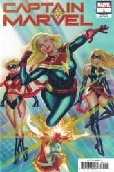 Marvel Comics's Captain Marvel Issue # 1c