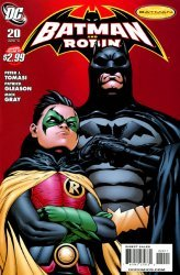 DC Comics's Batman and Robin Issue # 20