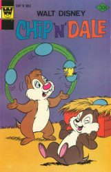 Gold Key's Chip 'n' Dale Issue # 42whitman