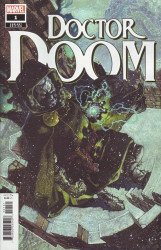Marvel Comics's Doctor Doom Issue #1e