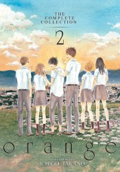 Seven Seas Entertainment's Orange: The Complete Collection TPB # 2