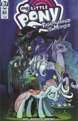 IDW Publishing's My Little Pony: Friendship is Magic Issue # 84