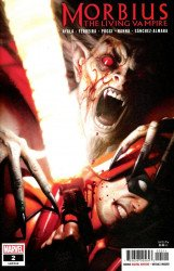 Marvel Comics's Morbius Issue # 2