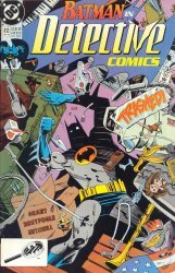 DC Comics's Detective Comics Issue # 613