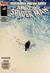 Marvel Comics's The Amazing Spider-Man Issue # 556b