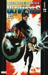 Ultimate Marvel's Ultimate Comics: Ultimates Issue # 1b