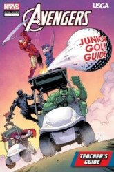 Marvel Comics's Avengers: Junior Golf Guide - Teacher's Guide Issue # 1