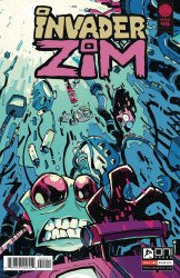 Oni Press's Invader Zim Issue # 45b