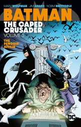 DC Comics's Batman: The Caped Crusader TPB # 3