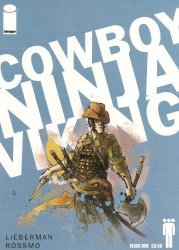 Image's Cowboy Ninja Viking Issue # 1