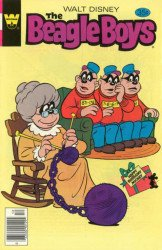 Gold Key's Beagle Boys Issue # 46whitman
