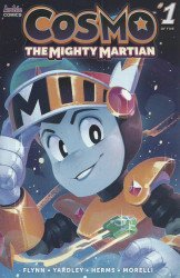 Archie Comics Group's Cosmo: The Mighty Martian Issue # 1e