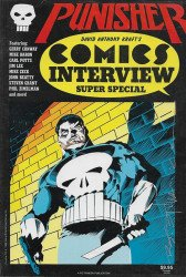 Fictioneer Books's David Anthony Kraft's Comics Interview Special # 1989b