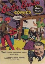 Buster Brown Shoes's Buster Brown Comics Issue # 20baurers