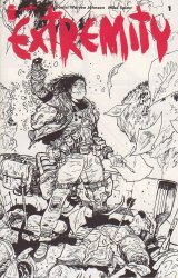 Image Comics's Extremity Issue ashcan