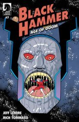 Dark Horse Comics's Black Hammer: Age of Doom Issue # 7