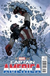 Marvel's Captain America Issue # 25c