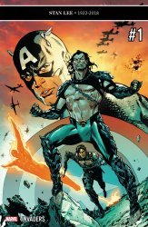 Marvel Comics's Invaders Issue # 1