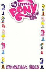 IDW Publishing's My Little Pony: Friendship is Magic Annual # 2013e