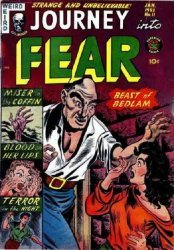 Superior Comics's Journey Into Fear Issue # 11