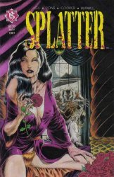 Northstar Publications's Splatter Issue # 1-2nd print