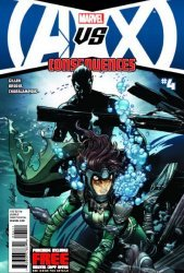 Marvel Comics's AVX: Consequences Issue # 4