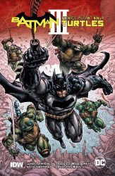 DC Comics's Batman / Teenage Mutant Ninja Turtles III TPB # 1