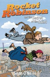 Dark Horse Comics's Rocket Robinson and the Secret of the Saint TPB # 1