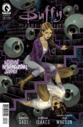Dark Horse's Buffy the Vampire Slayer: Season 10 Issue # 28
