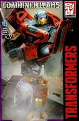 IDW Publishing's Transformers: Combiner Wars - Wave 2 Issue # 3