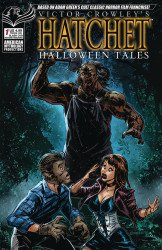 American Mythology's Victor Crowley's Hatchet: Halloween Tales Issue # 1d