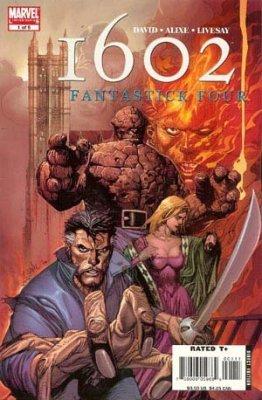 marvel comics 1602