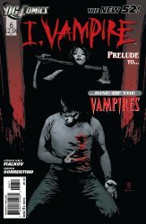 DC Comics's I, Vampire Issue # 6