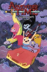 KaBOOM!'s Adventure Time: Sugary Shorts TPB # 3