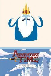 KaBOOM!'s Adventure Time Hard Cover # 7