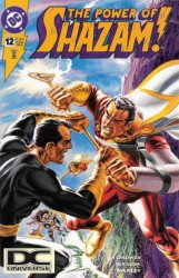 DC Comics's Power of Shazam! Issue # 12b