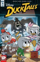 IDW Publishing's DuckTales Issue # 14b