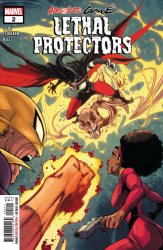 Marvel Comics's Absolute Carnage: Lethal Protectors Issue # 2