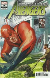 Marvel Comics's Avengers Issue # 26c