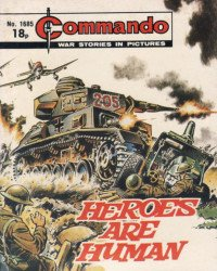D.C. Thomson & Co.'s Commando: War Stories in Pictures Issue # 1685