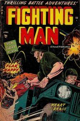 Ajax-Farrell's The Fighting Man Issue # 6