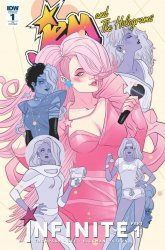 IDW Publishing's Jem and the Holograms: Infinite Issue # 1ri-b