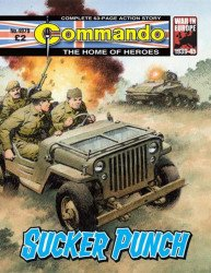 D.C. Thomson & Co.'s Commando: For Action and Adventure Issue # 4979