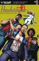 Valiant Entertainment's Harbinger: Renegade Issue # 1j