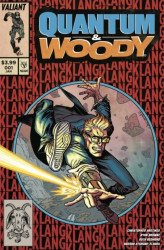 Valiant Entertainment's Quantum & Woody Issue # 1torpedo-a
