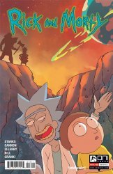 Oni Press's Rick and Morty Issue # 16