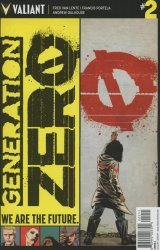 Valiant Entertainment's Generation Zero Issue # 2
