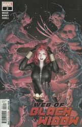 Marvel Comics's Web of Black Widow Issue # 2